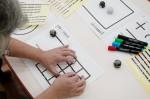 컬러코드를 활용한 오조봇 코딩 교육