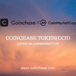 Coinchase CCH코인이 CoinMarketCap에 정식 수록됐다