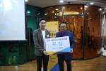롬브는 서울산업진흥원 주관 큐레이션 by 김영세에서 은상을 수상했다