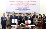 한국보건복지인력개발원이 베트남 노동보훈사회부와 MOU를 체결했다