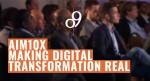 오나인솔루션즈가 AIM 10x 써밋에서 AI 기반 공급망 통합 관리 시스템을 소개했다