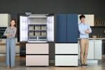 삼성전자가 비스포크 김치냉장고 신제품을 출시했다