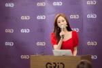 후오비 코리아 엘레나 강 실장이 일본에서 개최된 디지털 자산 콘퍼런스에 참석했다