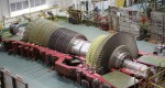평택발전에 설치된 한국전력 가스터빈