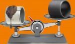 폴리머 베어링은 100% 무급유 운용이 가능하며, 가벼운 무게로 자동차 경량화에도 도움이 된다