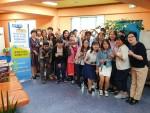 경기도가 도서관정책과 도서관과 도내 교육기관 등에서 활동하는 글로벌 가디언스(교육 활동가)를 양성하였다