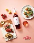 CJ푸드빌 더플레이스가 로제 와인과 에피타이저 2종을 출시한다