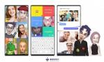 삼성 AR이모지 기능을 신규 론칭한 그룹영상통화 스무디가 SDC2019에 진출한다