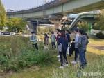 환실련 생태계 교란 식물 모니터링 활동
