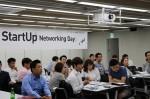 아너스엔젤투자클럽 HAIC가 스타트업 네트워킹 데이 행사를 진행하고 있다