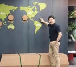 리로케이션 O2O 플랫폼을 론칭한 소프트랜더스의 한만주 대표