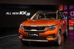 기아자동차가 2019 광저우 국제모터쇼에 참가해 올 뉴 KX3를 최초 공개했다