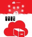 제로1이 ASD코리아의 클라우다이크를 사용해 서비스 중인 유미스페이스의 모바일 앱