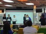 버즈폴은 중국 심천에서 열린 NTTDATA 최종 예선전에서 한국업체로는 유일하게 선전하였다. 버즈폴의 최성원이사가 우수상을 받고 있다
