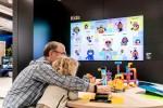 삼성전자가 스페인 발렌시아에 삼성 익스피리언스 스토어을 오픈했다