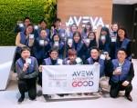 '라이팅 칠드런 캠페인'에 참여한 아비바코리아 직원들