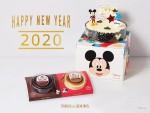 CJ푸드빌 뚜레쥬르가 2020 미키 마우스 케이크를 출시했다