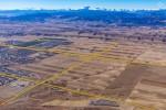 콜로라도주 러브랜드에 위치한 245에이커 규모의 리 팜스 부동산에 약 900가구 규모 단독주택 주거 지구가 들어설 예정이다