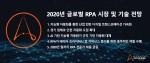 오토메이션애니웨어의 2020년 RPA 시장 및 기술 전망