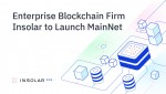 기업용 블록체인 업체 인솔라가 2020년 2월 3일 메인넷 운영을 개시한다