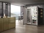 밀레 프리스탠딩 냉장고 KS 28463&냉동고 FNS 28463