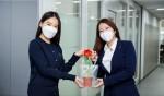 오렌지라이프가 꽃 화분으로 고객에 위로와 희망을 전달하는 Hope 캠페인을 진행한다