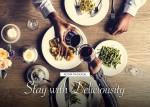 호텔 서울드래곤시티가 호콕족을 위한 스테이 위드 딜리셔시티 패키지를 출시했다