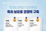 투게더펀딩이 P2P 분야 특허 보유로 경쟁력을 강화한다
