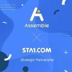어셈블이 스타일닷컴과 업무 협약을 체결했다