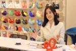 사랑의달팽이 홍보대사로 위촉된 된 소감을 말하는 박은혜