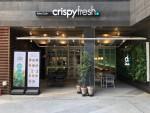 동원홈푸드가 프리미엄 샐러드 카페 크리스피 프레시를 론칭했다