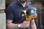 지오슬램은 ZEB-HORIZON 모바일 스캐너에 벨로다인의 Puck LITE 센서를 사용하여 GPS 없이도 실내, 지하 및 접근하기 어려운 환경의 3D 매핑을 제공한다