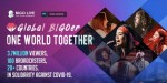 비고라이브의 'Global BIGOer One World Together' 캠페인