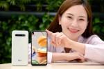 LG전자가 실속형 스마트폰 LG Q61를 출시했다