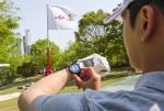 SK텔레콤은 ICT 골프 디바이스 제조기업 브이씨와의 협업을 통해 전국 40여개 골프장에 정밀 위치 정보 제공 서비스를 선보인다