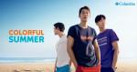 컬럼비아 캠페인 'COLORFUL SUMMER'