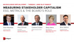 ESG 보고의 다음 단계에 대해 토론하면서 글로벌 비즈니스 리더 패널에 참여할 수 있다