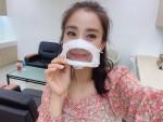 립뷰 마스크 캠페인에 동참한 박은혜 홍보대사
