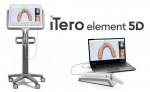 인비절라인 코리아의 디지털 구강스캐너 '아이테로 엘레멘트 5D'는 휠 스탠드(왼쪽)와 Laptop(오른쪽) 형태로 구성돼 있다