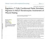 국제학술지 'Dovepress_Clinical, Cosmetic and Investigational Dermatology'에 등재된 이뮤니스바이오의 논문