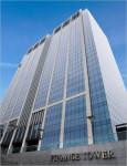 벨기에 브뤼셀 파이낸스 타워