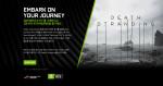에이수스가 RTX 그래픽카드 구매 시 데스 스트랜딩 게임 코드를 증정히는 이벤트를 진행한다