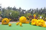 송도해상케이블카에 설치된 '달팽이 가든'이 IDEA와 레드닷 디자인 어워드에서 잇따라 수상하는 영예를 안았다