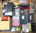 소상공인 지원을 통해 지역아동센터 이용 아동·청소년들에게 지원된 2학기 학용품