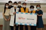 MG새마을금고와 위노베이션이 진행한 의료소외계층 봉사활동