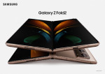 삼성 갤럭시 Z 폴드2 미스틱 브론즈