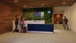 뉴욕 라과디아 공항 센츄리온 라운지의 완성 예상도