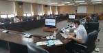 중소벤처기업부가 중앙부처 시스템에 최적화한 기업제로페이 시범 도입에 앞서 사용자 교육을 실시하고 있다