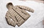 자연에서 생분해되는 시티 에코소울 다운 재킷