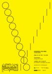 성북문화재단이 주최, 주관하는 독립영화전용관 10주년 특별전 '아리랑인디웨이브' 포스터
